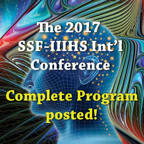 The SSF-IIIHS Int'l Conference: Complete Program