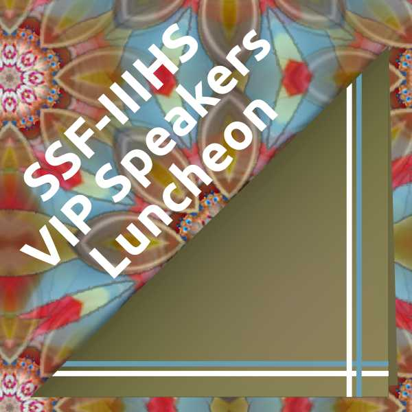 The 43rd Annual VIP Speakers Luncheon